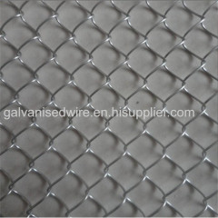 blue PVC coated chain Wire Mesh