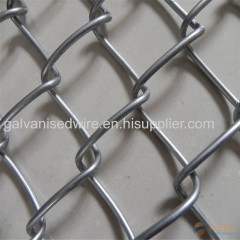 Hot sell ASTM A 641 chain link fence gabion for Beach Bed