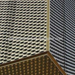 cheap and fine stainless expanded wire mesh of landing factory