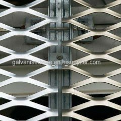 expanded metal/expanded wire mesh