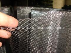 electric galvanized square wire mesh