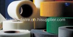 alkali-resistant fiberglass mesh for wall material