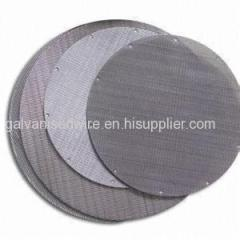 Sintered Stainless Steel Filter Mesh