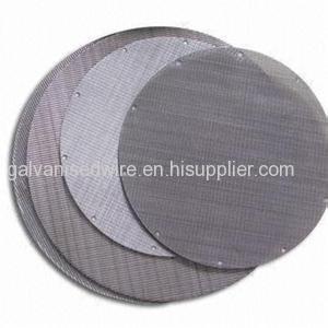 Sintered Stainless Steel Filter Mesh