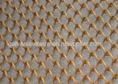Galvanized Iron Architectural Decorative mesh(Factory)
