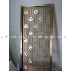 high metal Architectural mesh