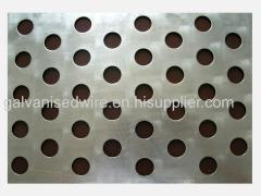 High Quallity Low Carbon Steel Decorative Perforated Wire Mesh