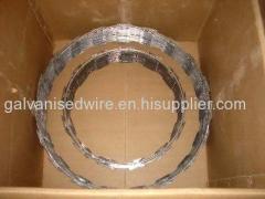 razor barbed wire/concertina wire