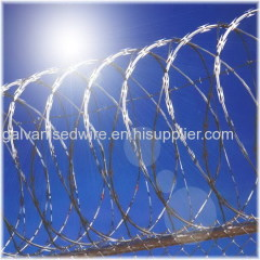 High Quality Military Concertina Wire