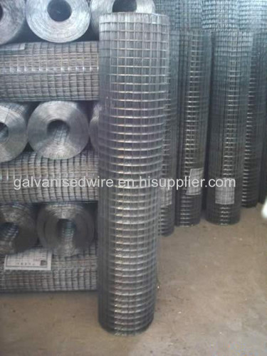High quality products galvanized welded wire mesh