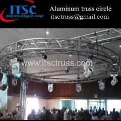 300x300MM aluminum truss circle