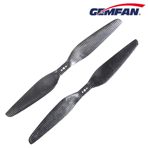 CW CCW 12x5.5 inch T-type carbon fiber propellers For FPV Racing