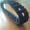 small rubber track with wheel for robot/ system