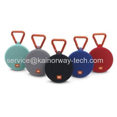 JBL Harman Clip2 Waterproof Ultra Portable IPX7 Bluetooth Wireless Speakers