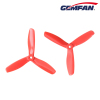 Master 5045 bullnose 3-blades racing quad copter propellers