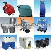 OEM Water Tank for Polishing Machine Carpet Cleaning Machine by Rotational Mould