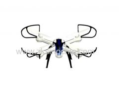 Kinder-Fernbedienung Spielzeug Drohne mit HD-Kamera und Monitor Mini-Drohne mit 4-Achsen-fliegenden UAV Lipo-Batterie