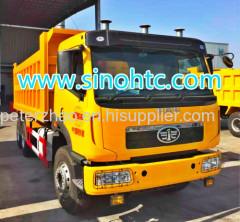 FAW JAC 6X4 Tipper Lorry / Dump Truck