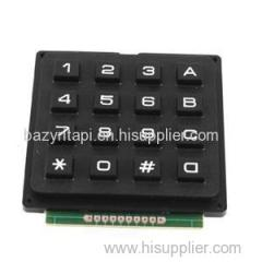 Black 4X4 Keyboard Product Product Product