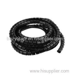 10mm Spirale Wrapping Band Black 10M/Bag