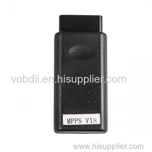MPPS v18 ECU Flasher FULL Activations with Breakout Tricore Cable