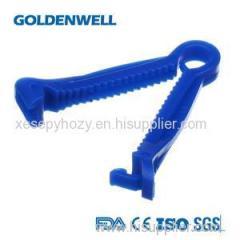 Sterile Plastic Umbilical Cord Clamp