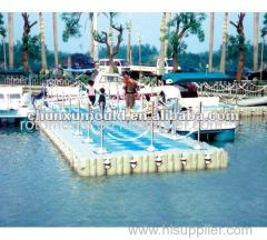 Rotomoulded for Pontoon Boat PE Floating Pontoon by Rotomold Manufacturing