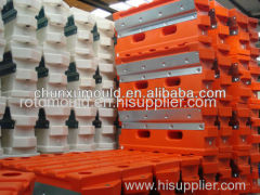 Plastic Road Barrier by OEM