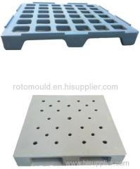 Polyethylene Pallet Made by Rotational Molding