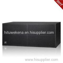 SUB Dual 18inch Port-loaded Subwoofer