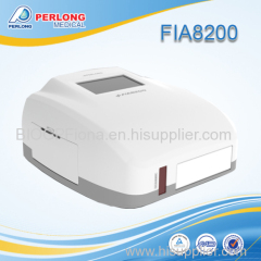 Clinical Fluorescence Immunoassay System