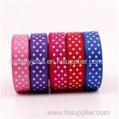Printed Grosgrain Ribbon Product Product Product