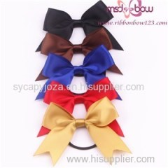 Satin Ribbon Bows For Decorating By Handmade