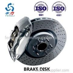 Custom Make Auto Brake Disc Rear Brake Disc Front Brake Disc