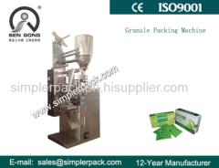 Three Sides Seal Bag Pharmaceutical Granules Packing Machine