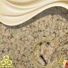 Mature Beige-Nice Quartz Stone Slab for Countertop