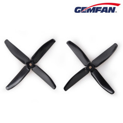 5x4 inch 4-blades racing drone PC propellers