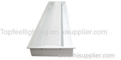 sheet steel indirect light panel single or double tube light