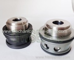 flygt cartridge mechanical seals