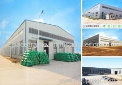 ワイドスパンプレハブトラス鋼倉庫