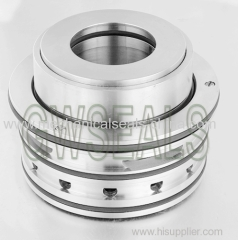 flygt double cartridge mechanical seals