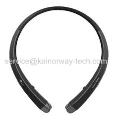 LG Tone Infinim HBS-910 Bluetooth Headset Headphones Harman Kardon Sound
