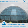 Prefabricated Steel Glass Dome Roof for Building