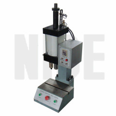 Motor maunal shaft inserting machine