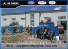Horizontal Type Concrete Pipe Forming Machine With Carbon Steel Material