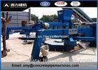High Precision Vertical Concrete Pipe Machine OEM / ODM Acceptable