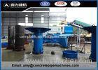 High Mechanization Concrete Pipe Making Machine 12 Months Warranty
