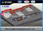 Full Automatic Rcc Hume Pipe Machine For Vertical Vibration Casting