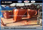 Full Automatic Concrete Manhole Forms For Dry Weather Pipes Energy Saving