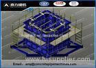 Q345 Steel Box Culvert Moulds For Construction Materials Machinery